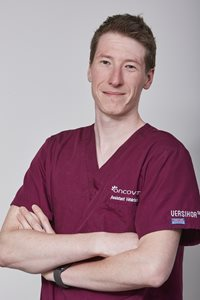 Kevyn Geeraert - Head nurse - Veterinary assistant