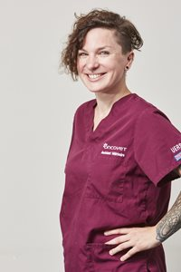 Raphaelle Dufay  - Veterinary assistant