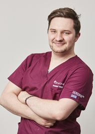 Antoine Carlier - Veterinary assistant