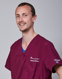 Antoine Scalabre  - Veterinary assistant