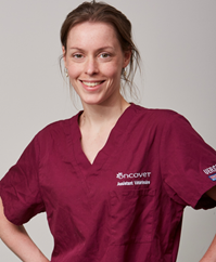 Pauline Cappelaere - Veterinary assistant